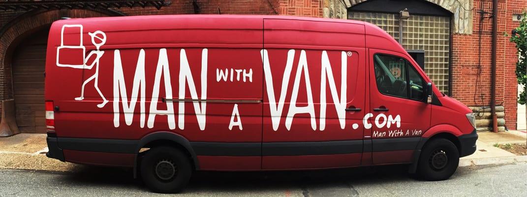 Man With A Van >> Man With A Van From A To B With Tlc